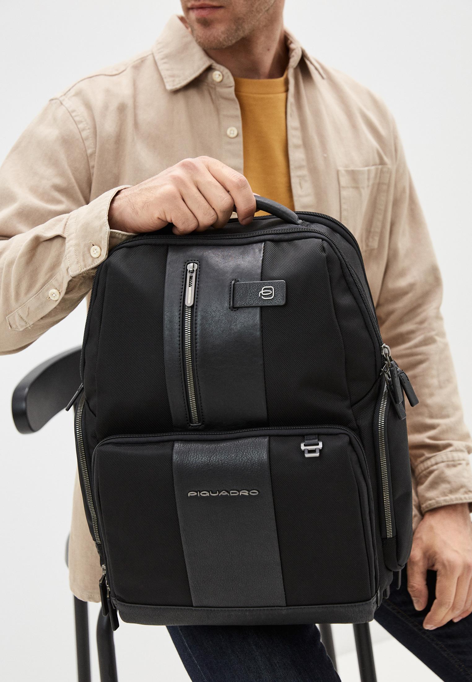 Городской рюкзак Piquadro (Пиквадро) Рюкзак Piquadro