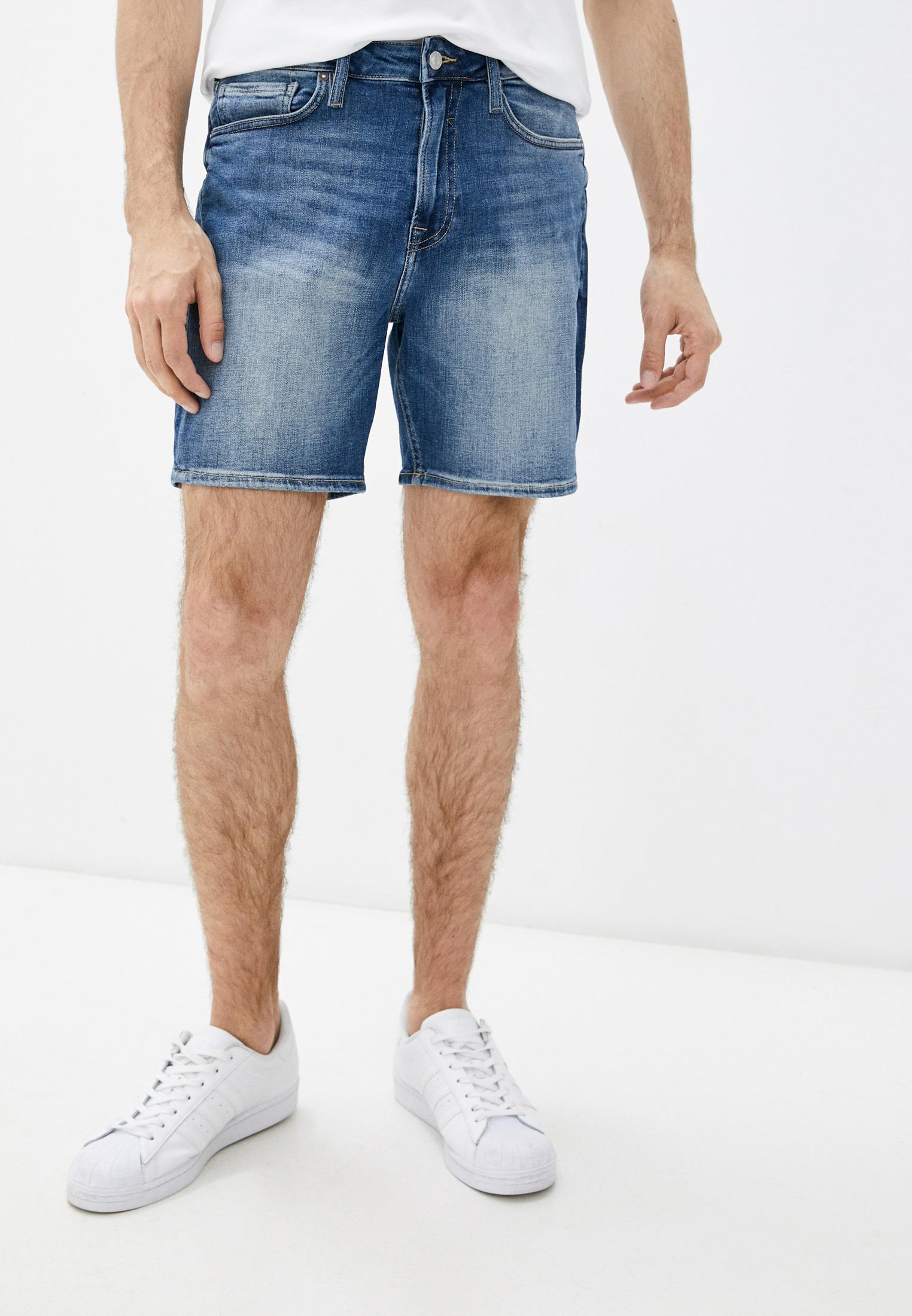 Мужские джинсовые шорты Guess Jeans Шорты джинсовые Guess Jeans