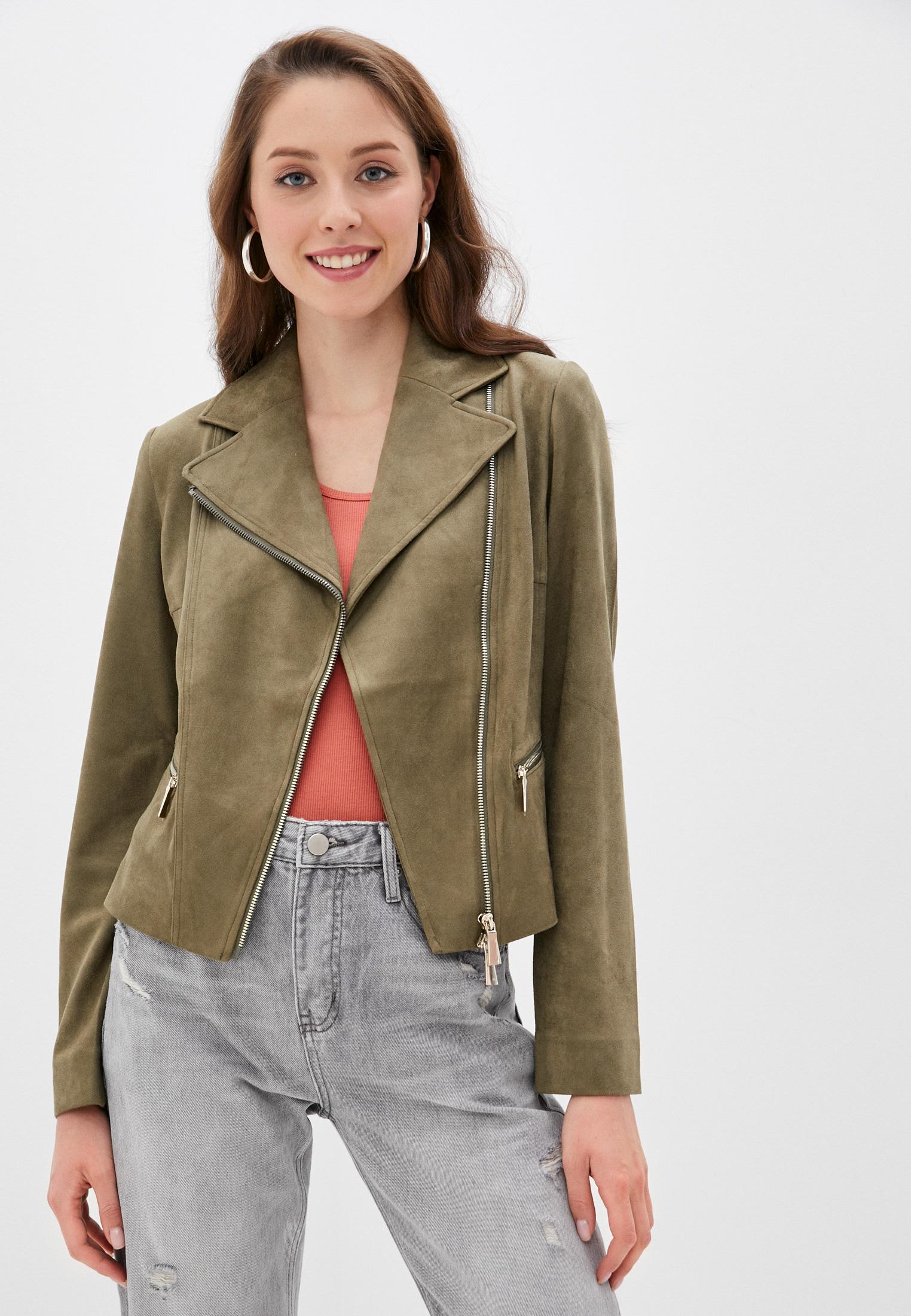 Кожаная куртка Betty Barclay Куртка кожаная Betty Barclay