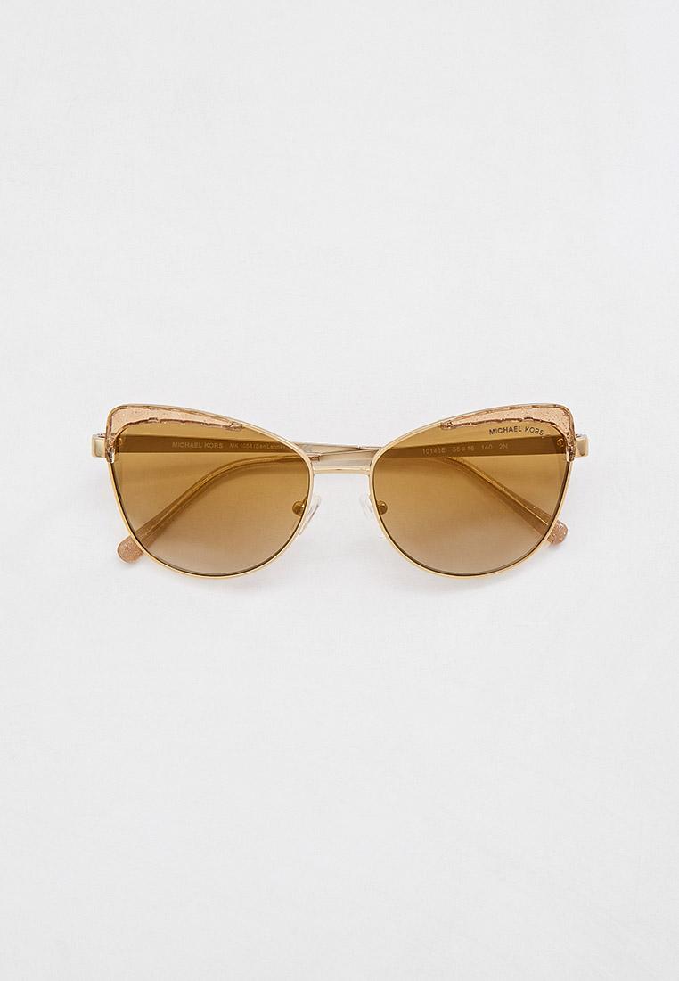 Женские солнцезащитные очки Michael Kors 0MK1084