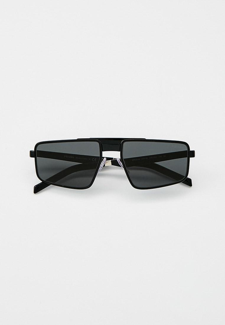 Мужские солнцезащитные очки Prada (Прада) 0PR 61WS
