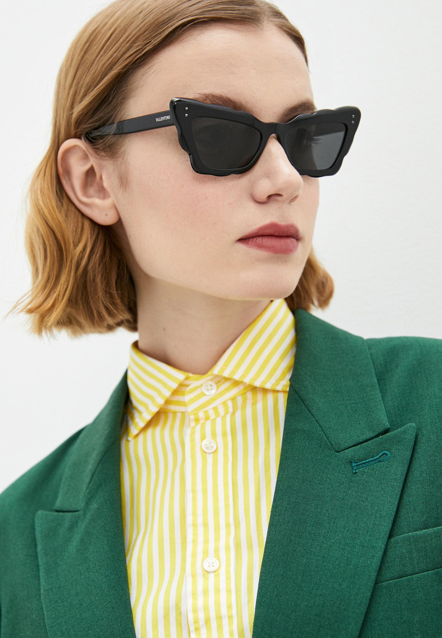 Женские солнцезащитные очки Valentino Очки солнцезащитные Valentino