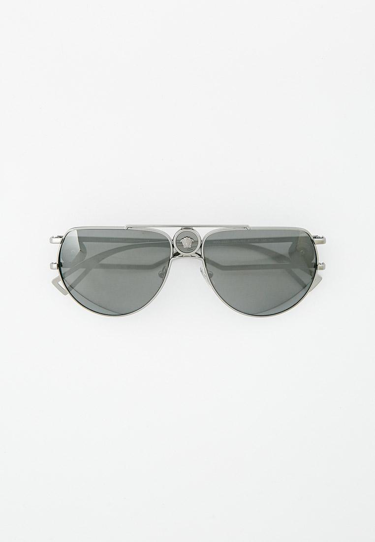 Мужские солнцезащитные очки Versace 0VE2225