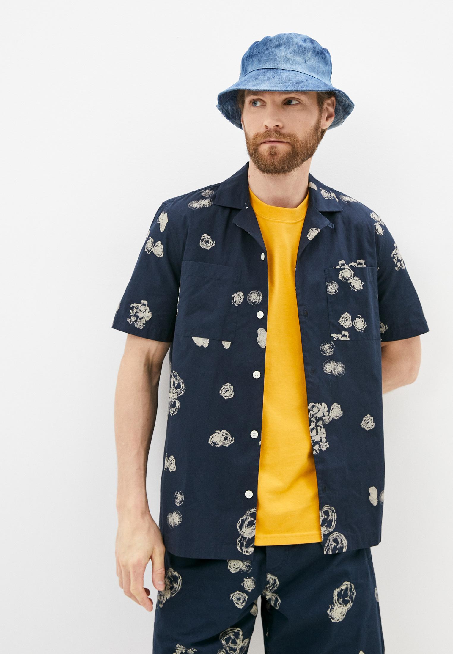 Рубашка с коротким рукавом Wood Wood Рубашка Wood Wood