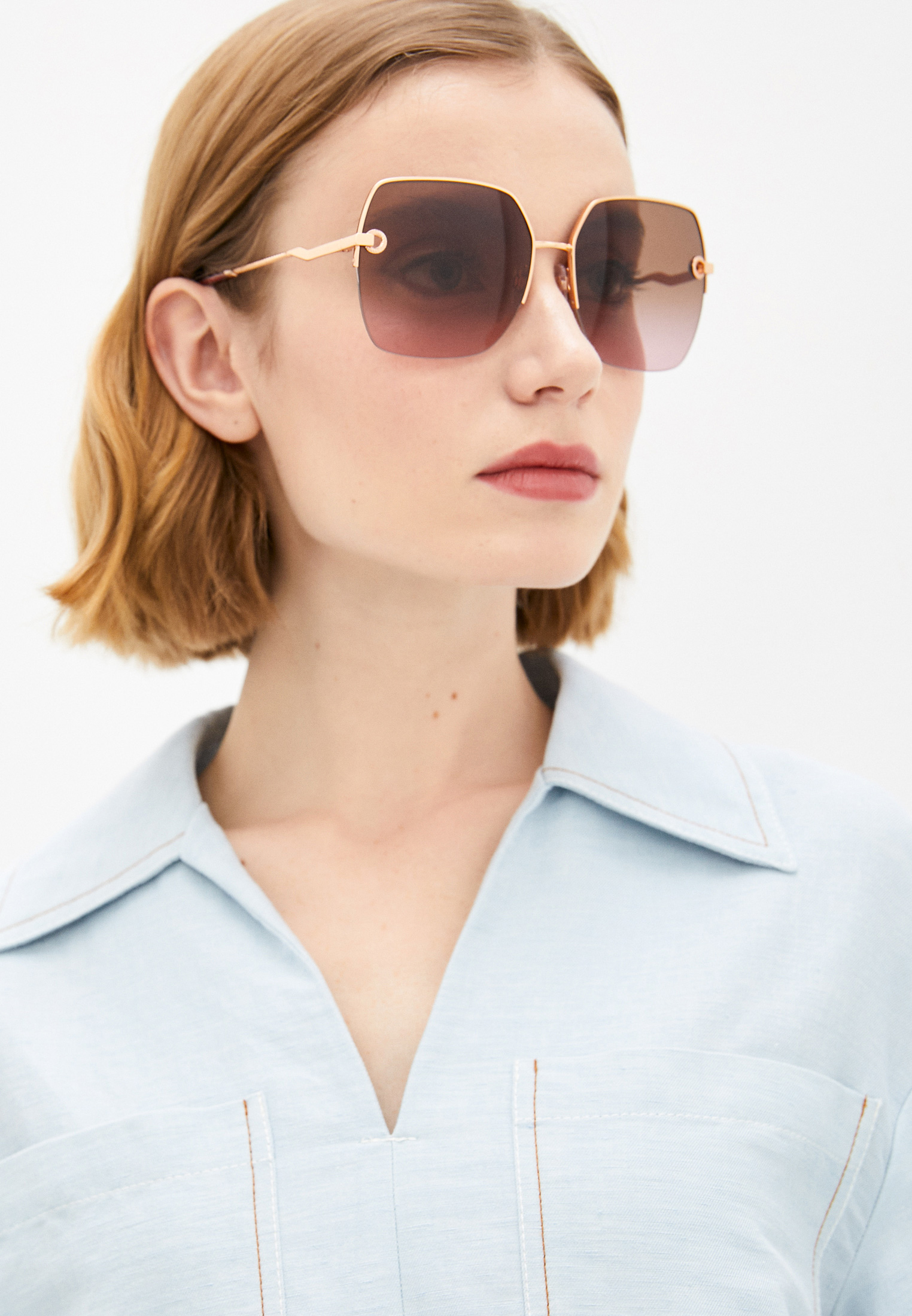 Женские солнцезащитные очки Dolce&Gabbana 0DG2267