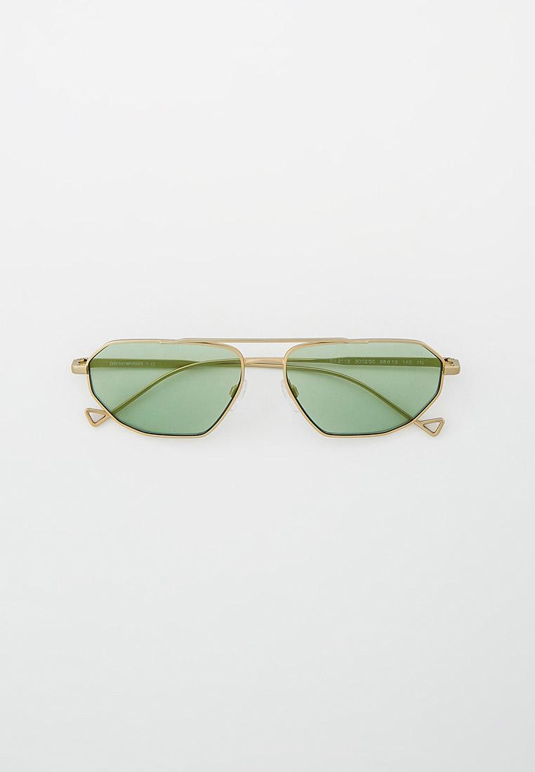 Женские солнцезащитные очки Emporio Armani Очки солнцезащитные Emporio Armani