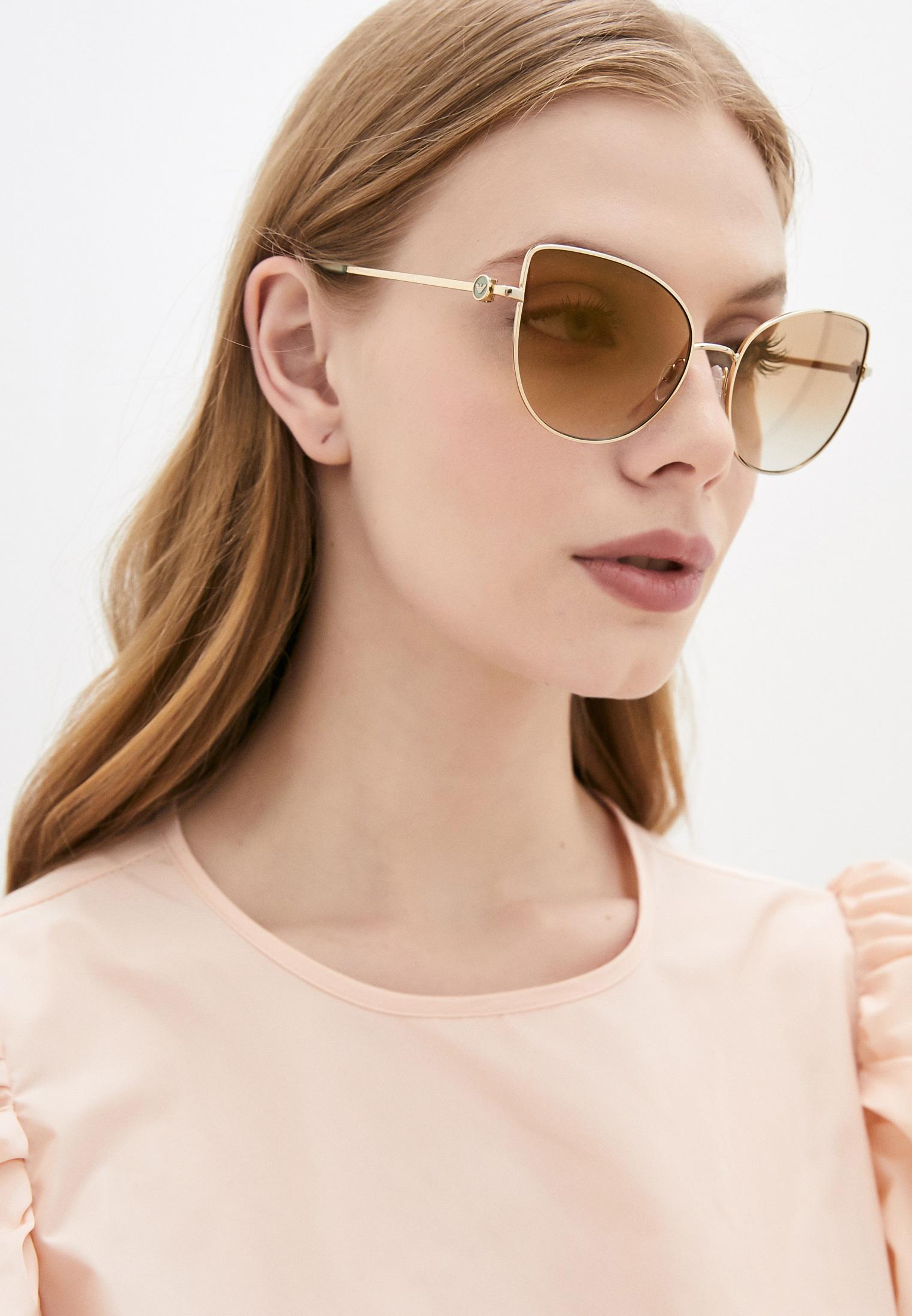 Женские солнцезащитные очки Emporio Armani 0EA2115