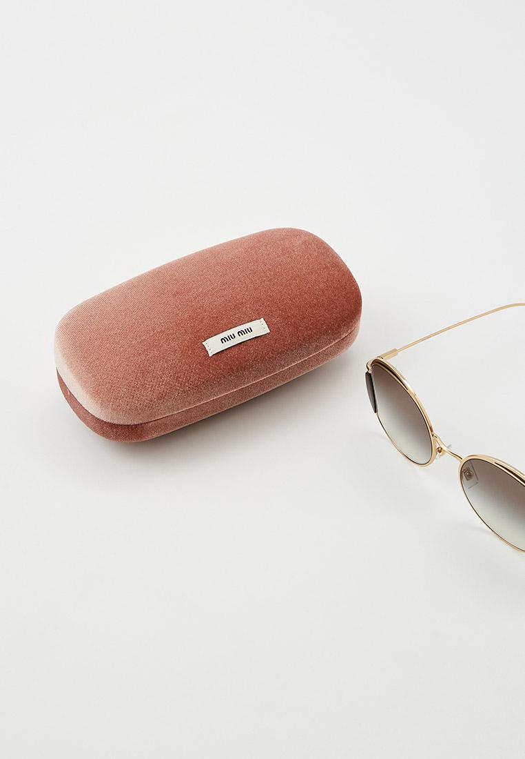 Женские солнцезащитные очки Miu Miu 0MU 56XS: изображение 4