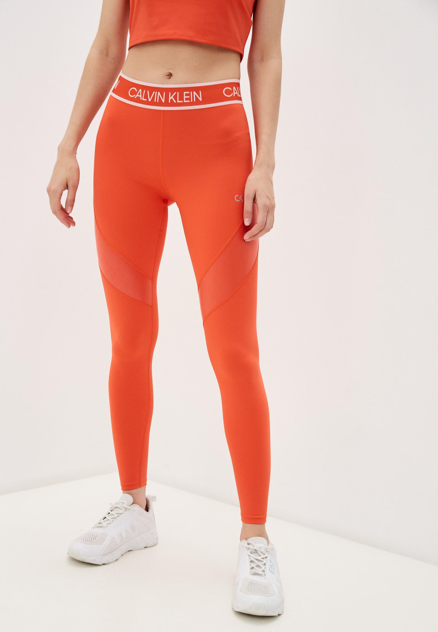 Женские спортивные брюки Calvin Klein Performance Тайтсы Calvin Klein Performance