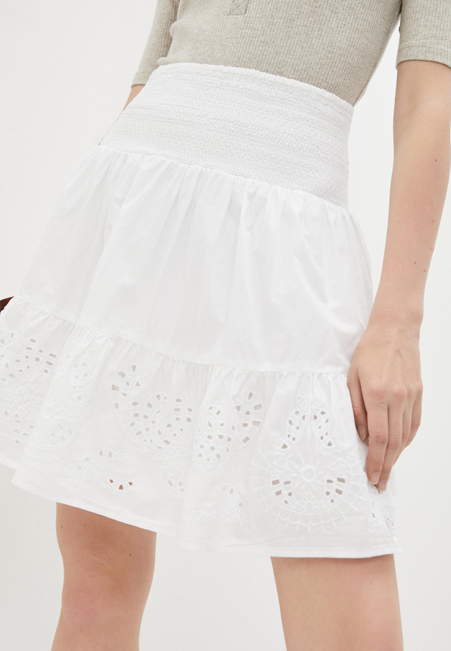 Широкая юбка Lauren Ralph Lauren Юбка Lauren Ralph Lauren
