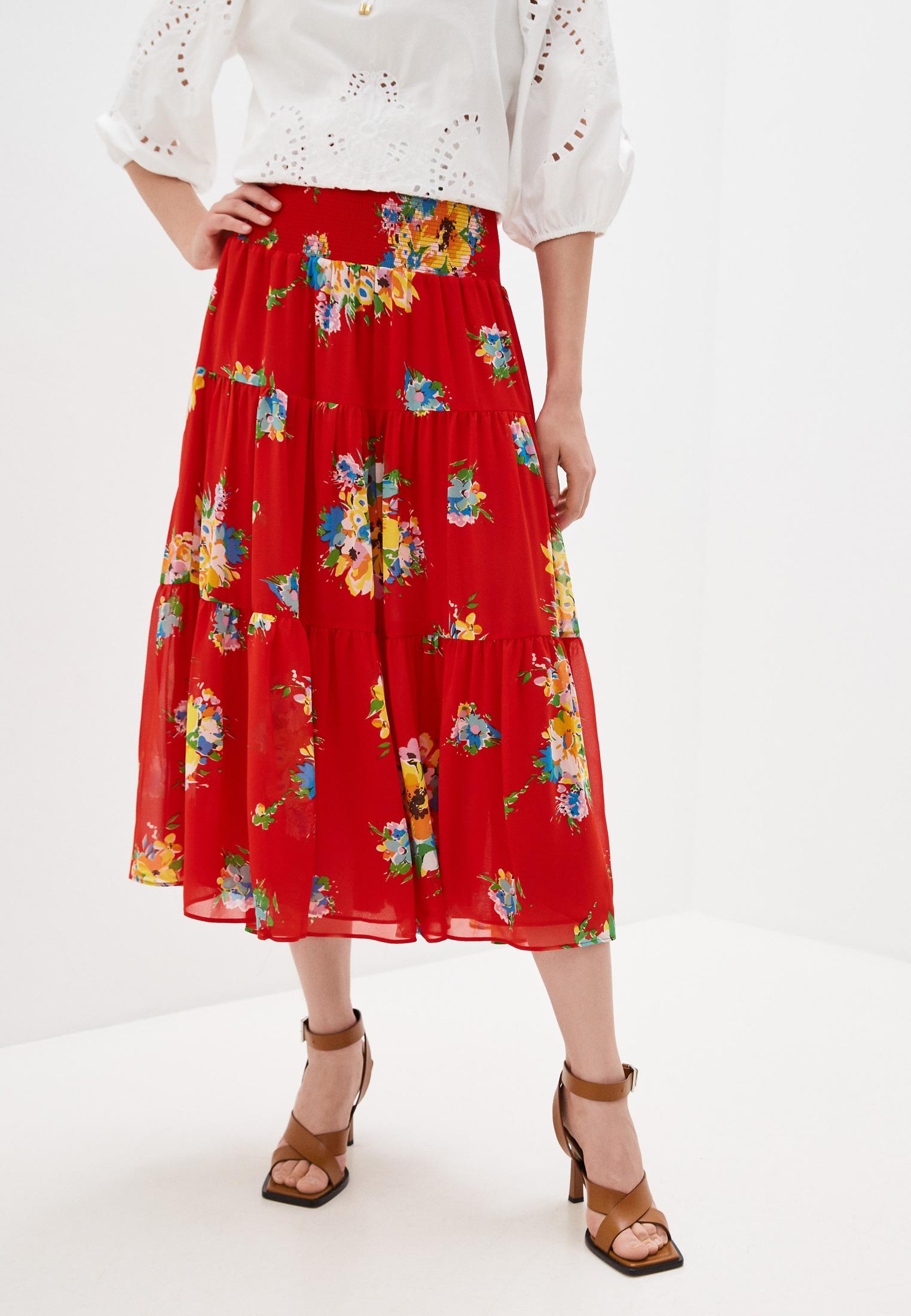 Широкая юбка Lauren Ralph Lauren 200840757001