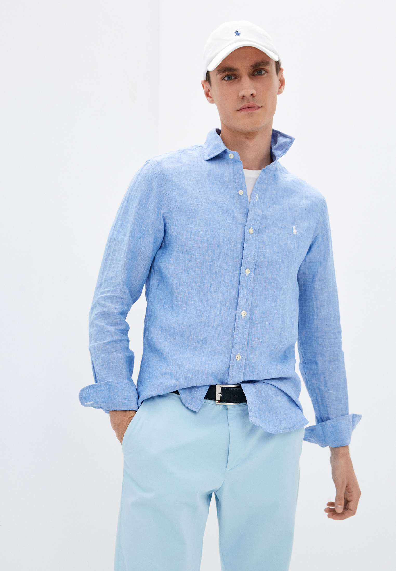 Рубашка с длинным рукавом Polo Ralph Lauren 710835509001