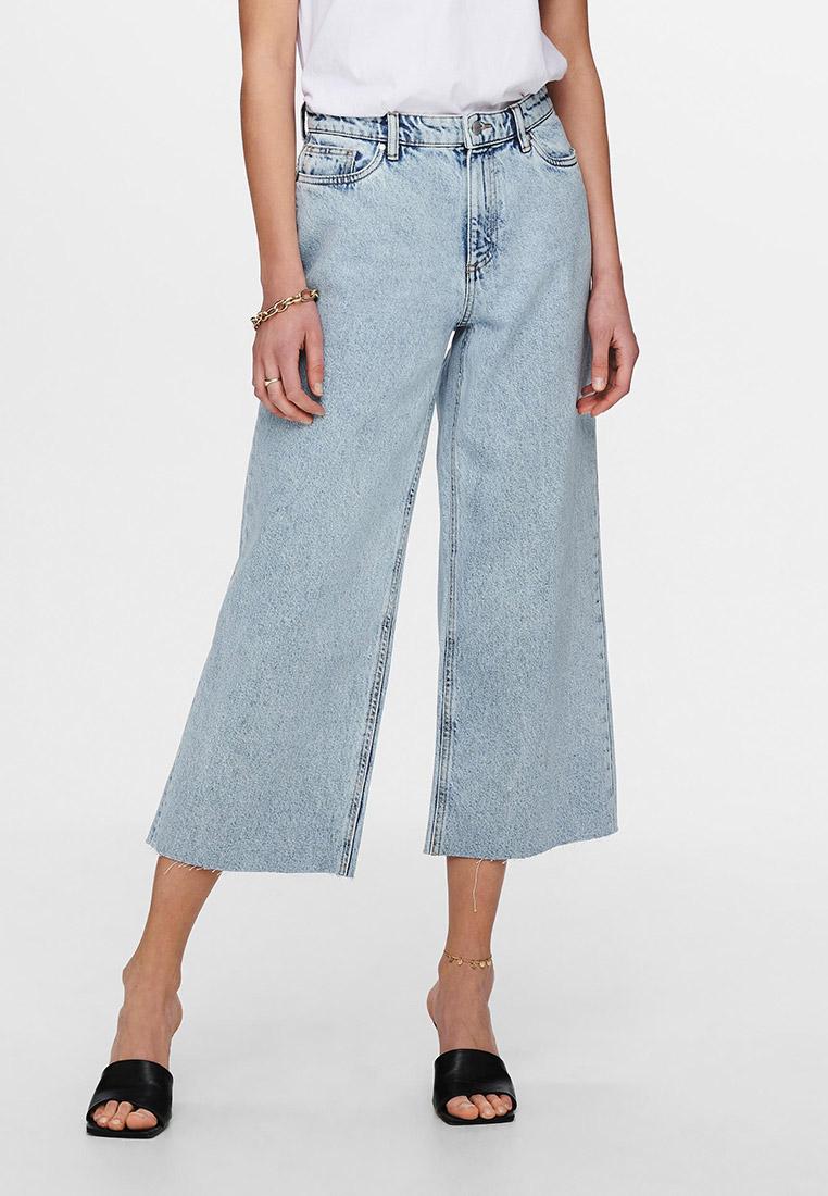 Широкие и расклешенные джинсы Only (Онли) Джинсы Only
