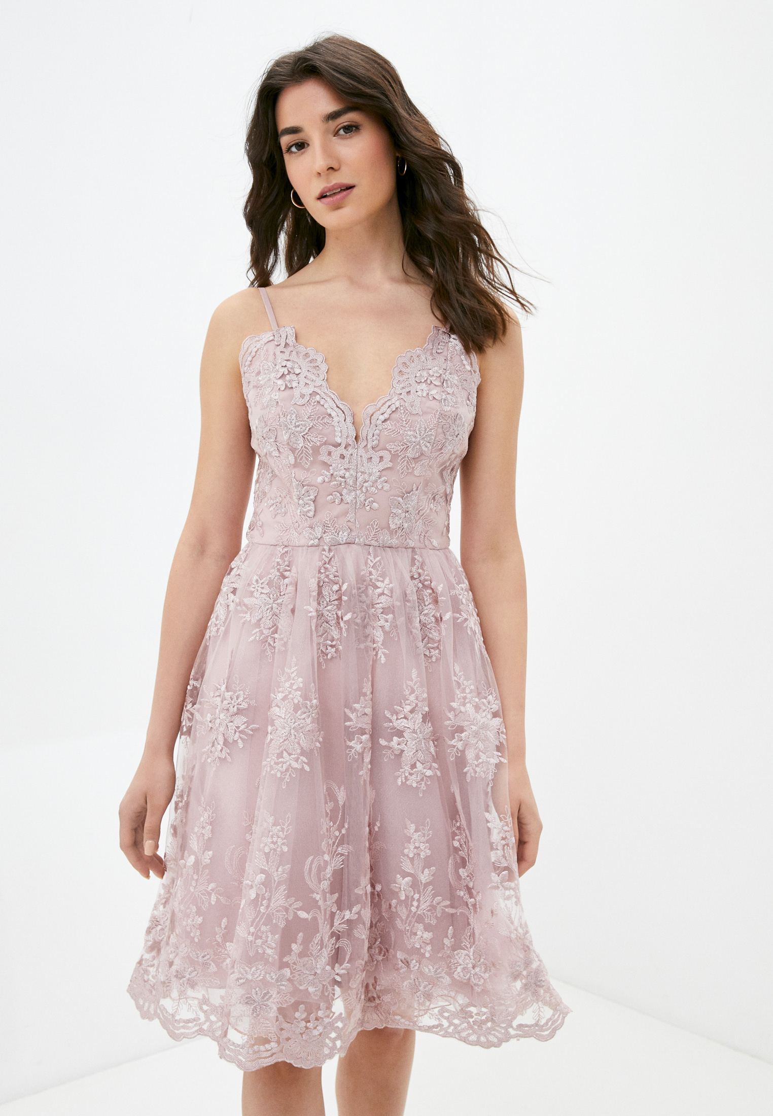 Вечернее / коктейльное платье Chi Chi London RS-6286MI