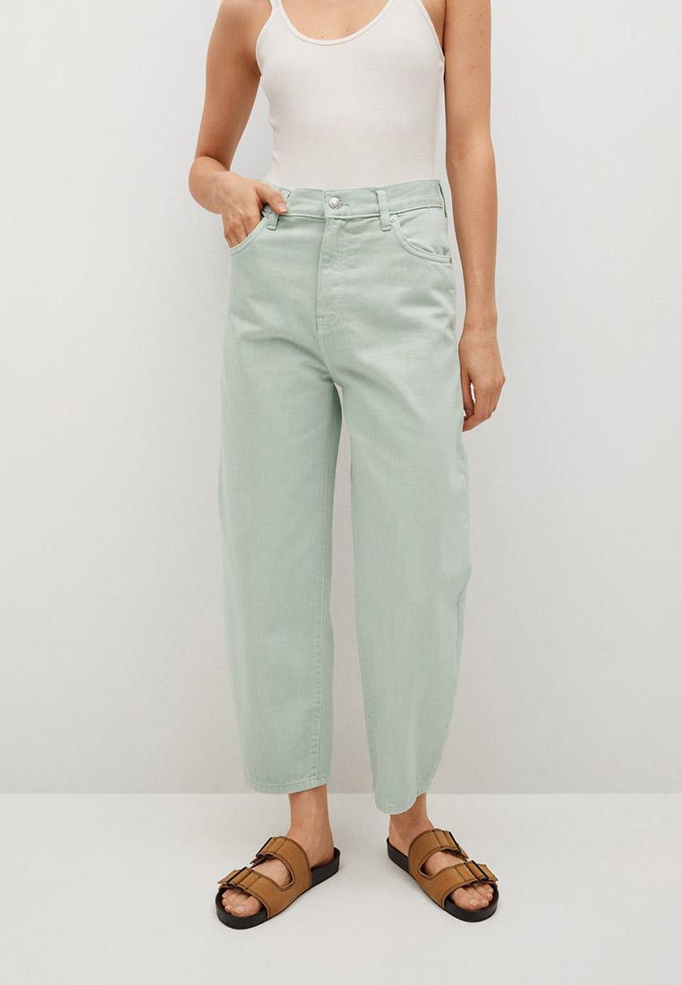 Широкие и расклешенные джинсы Mango (Манго) 17060122