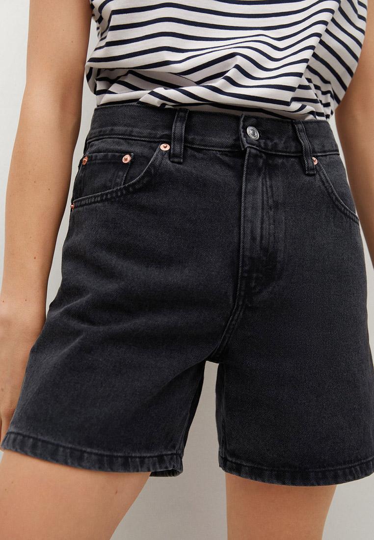Женские джинсовые шорты Mango (Манго) Шорты Mango
