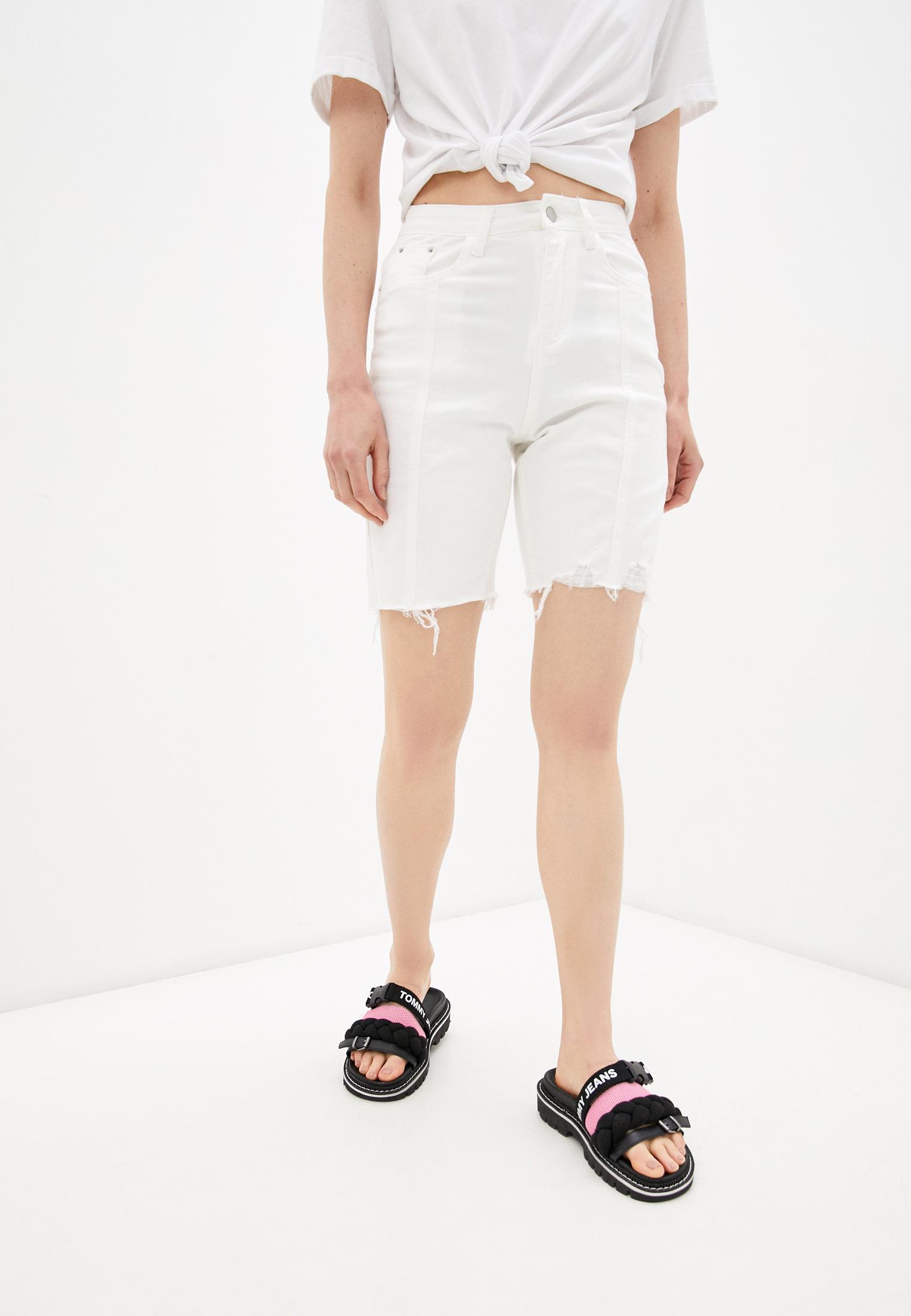 Женские джинсовые шорты Moki Шорты джинсовые Moki