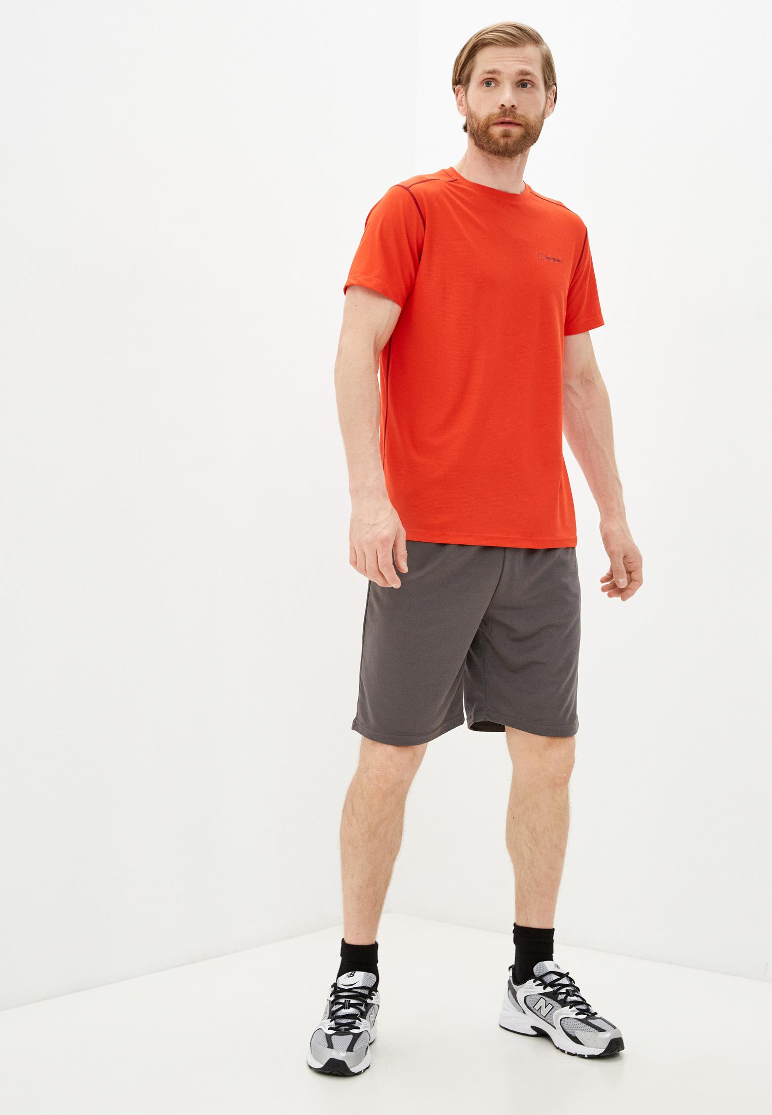 Спортивная футболка Berghaus 4A000845: изображение 2