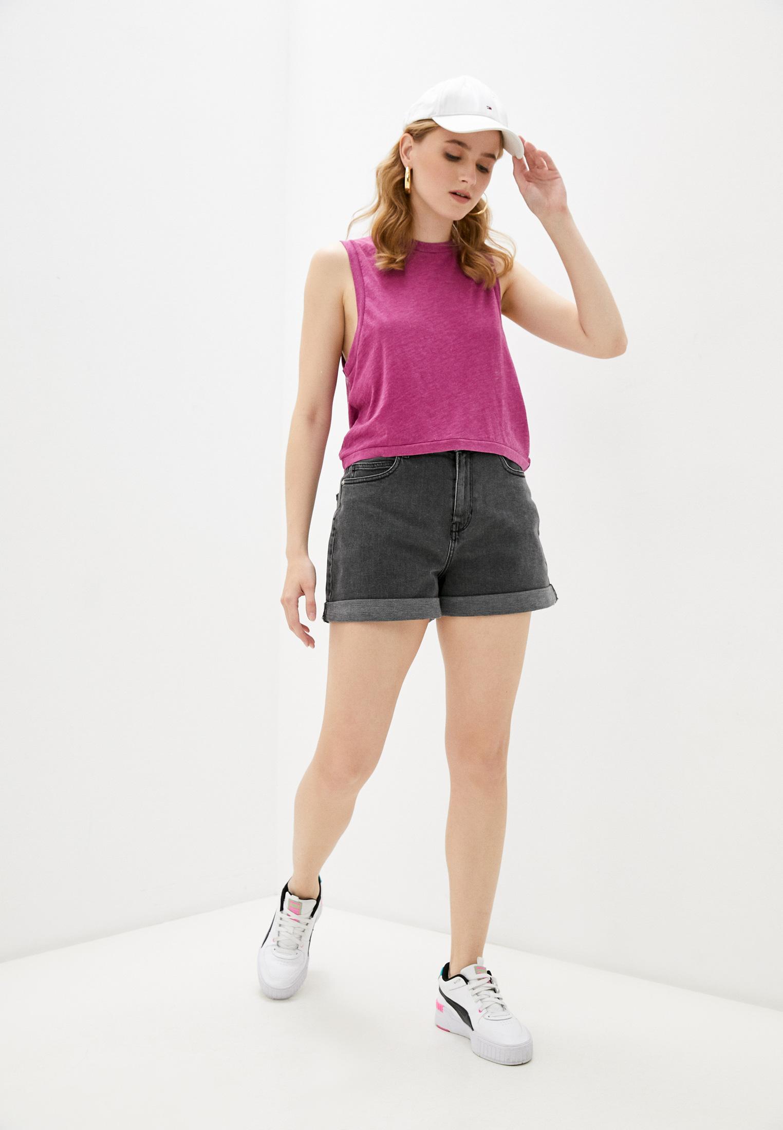 Женские джинсовые шорты 2ND DAY 2213723061: изображение 2