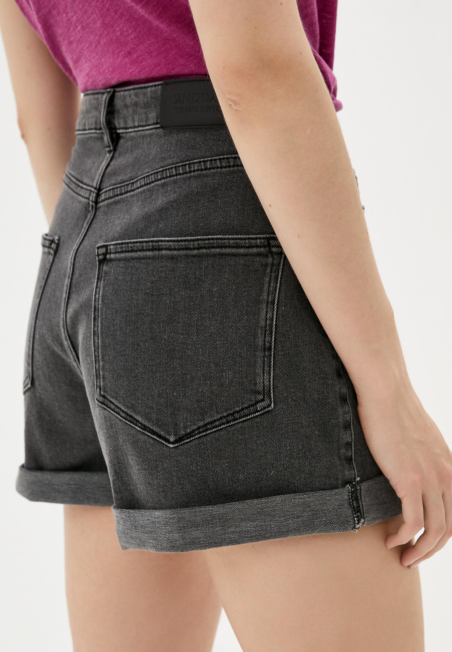 Женские джинсовые шорты 2ND DAY 2213723061: изображение 3