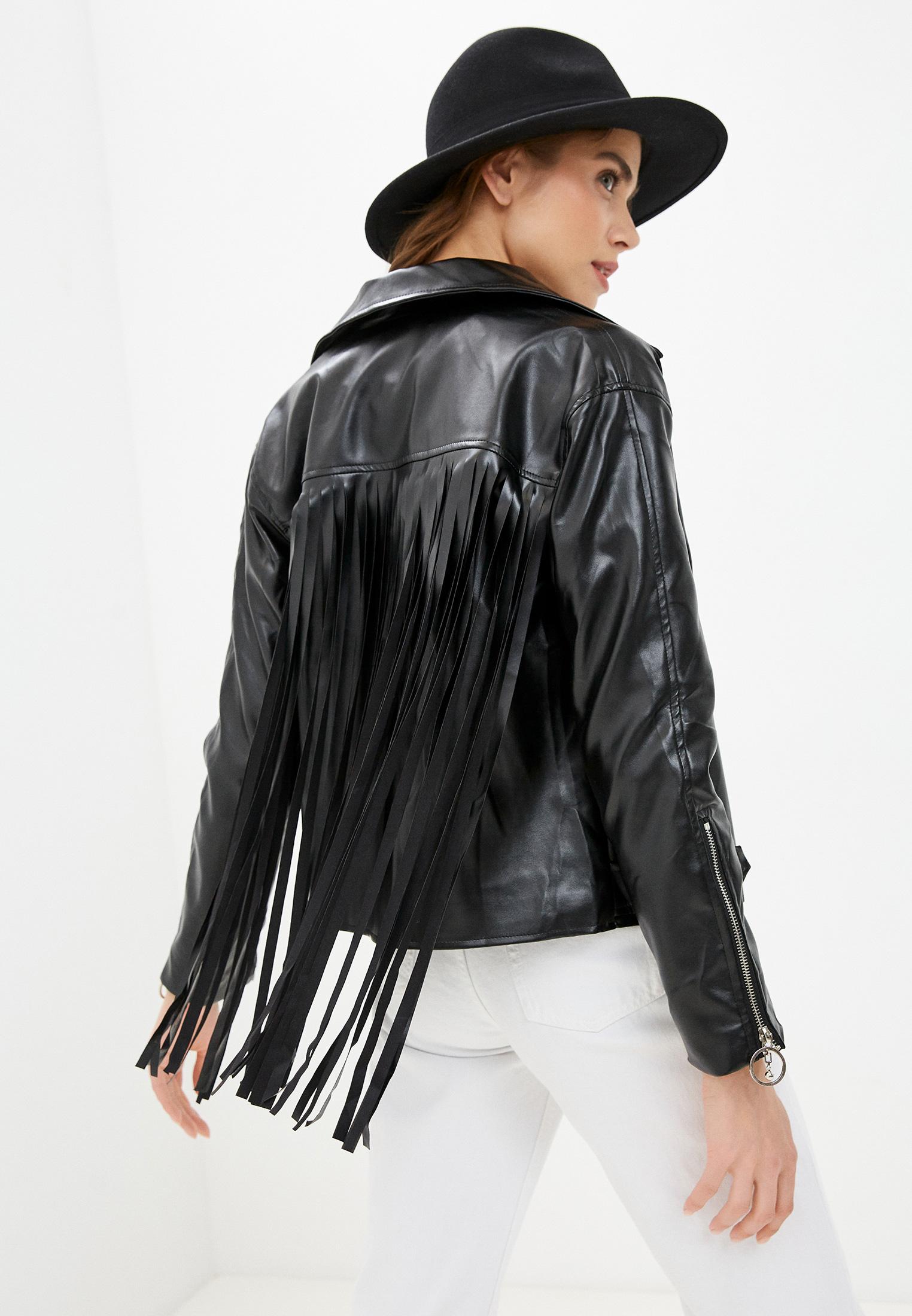 Кожаная куртка Diverius K0711