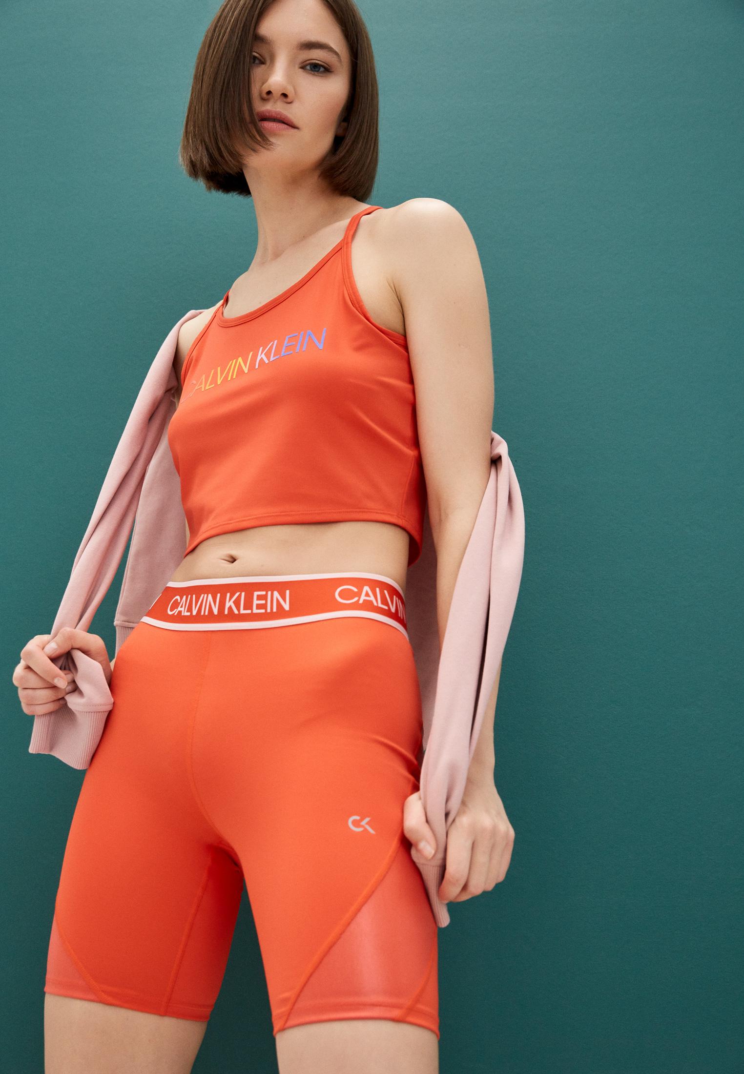 Женские повседневные шорты Calvin Klein Performance 00GWT1L787: изображение 2