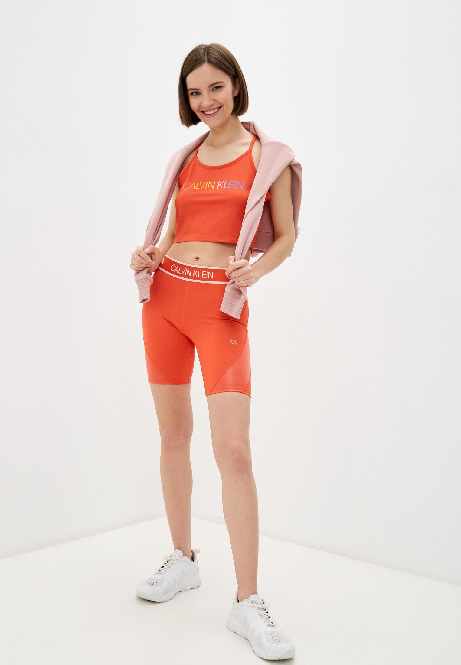 Женские повседневные шорты Calvin Klein Performance 00GWT1L787: изображение 3