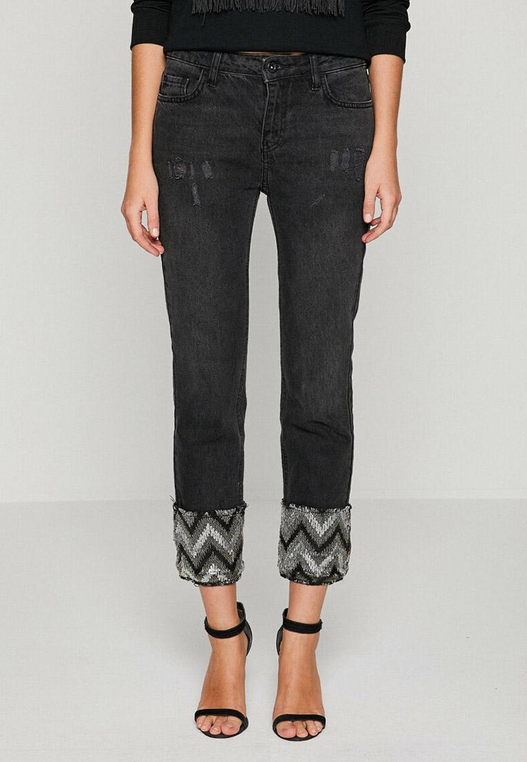 Прямые джинсы Koton 8YAK47142DD