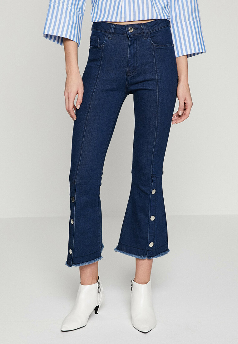 Широкие и расклешенные джинсы Koton Джинсы Koton