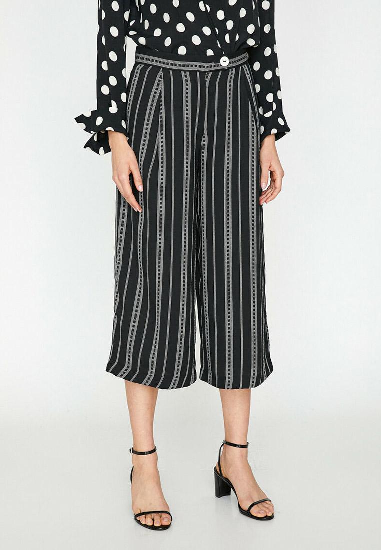 Женские широкие и расклешенные брюки Koton 9KAK42018UW