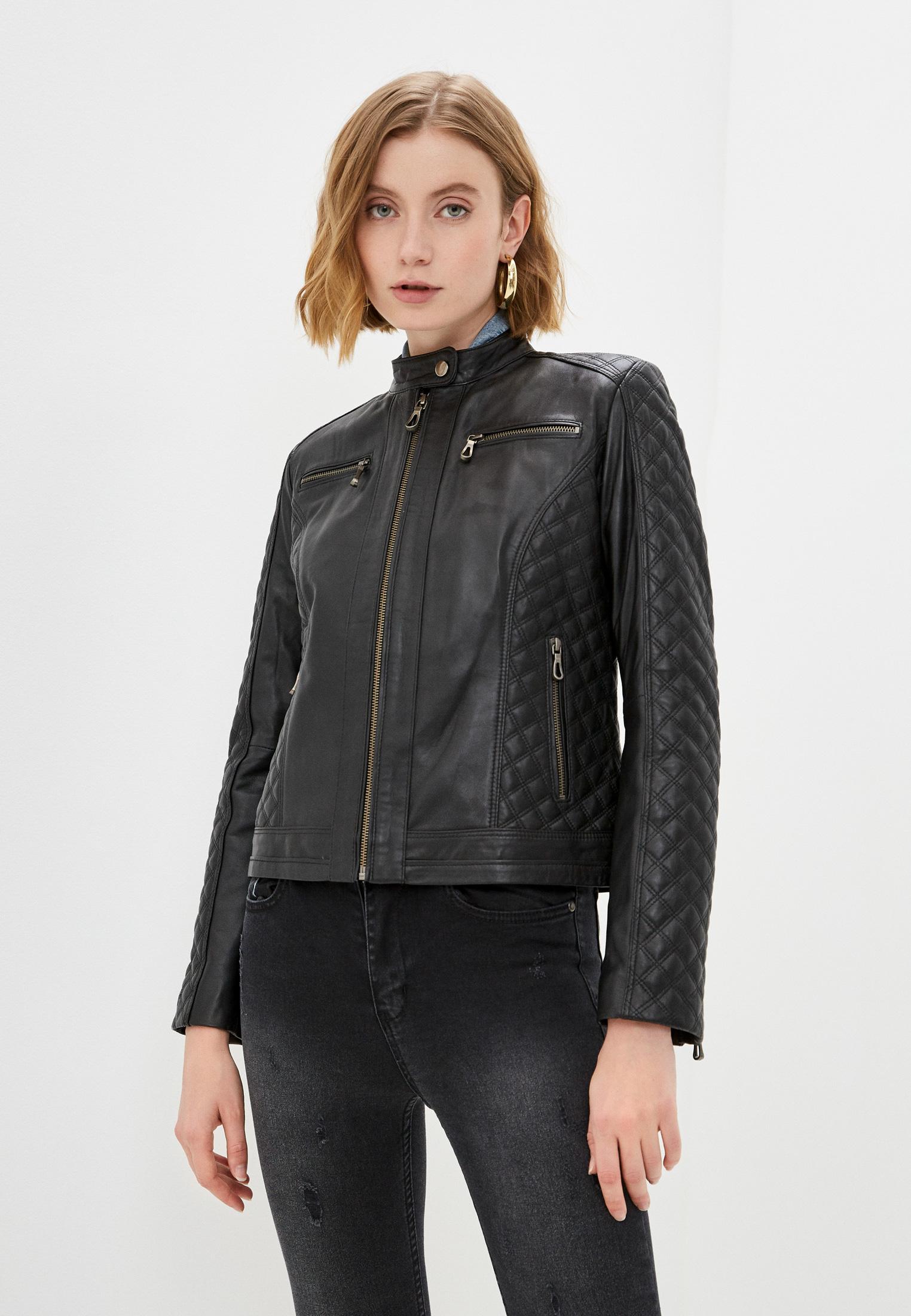 Кожаная куртка GIORGIO DI MARE GI3952936