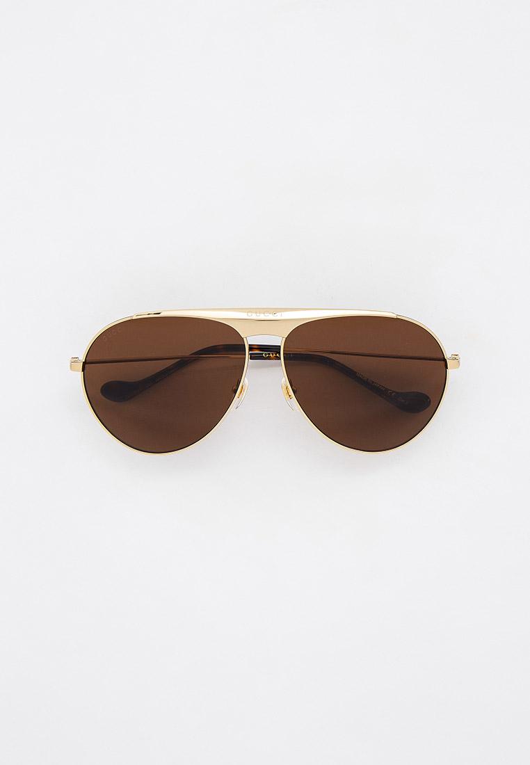 Мужские солнцезащитные очки Gucci (Гуччи) GG0908S