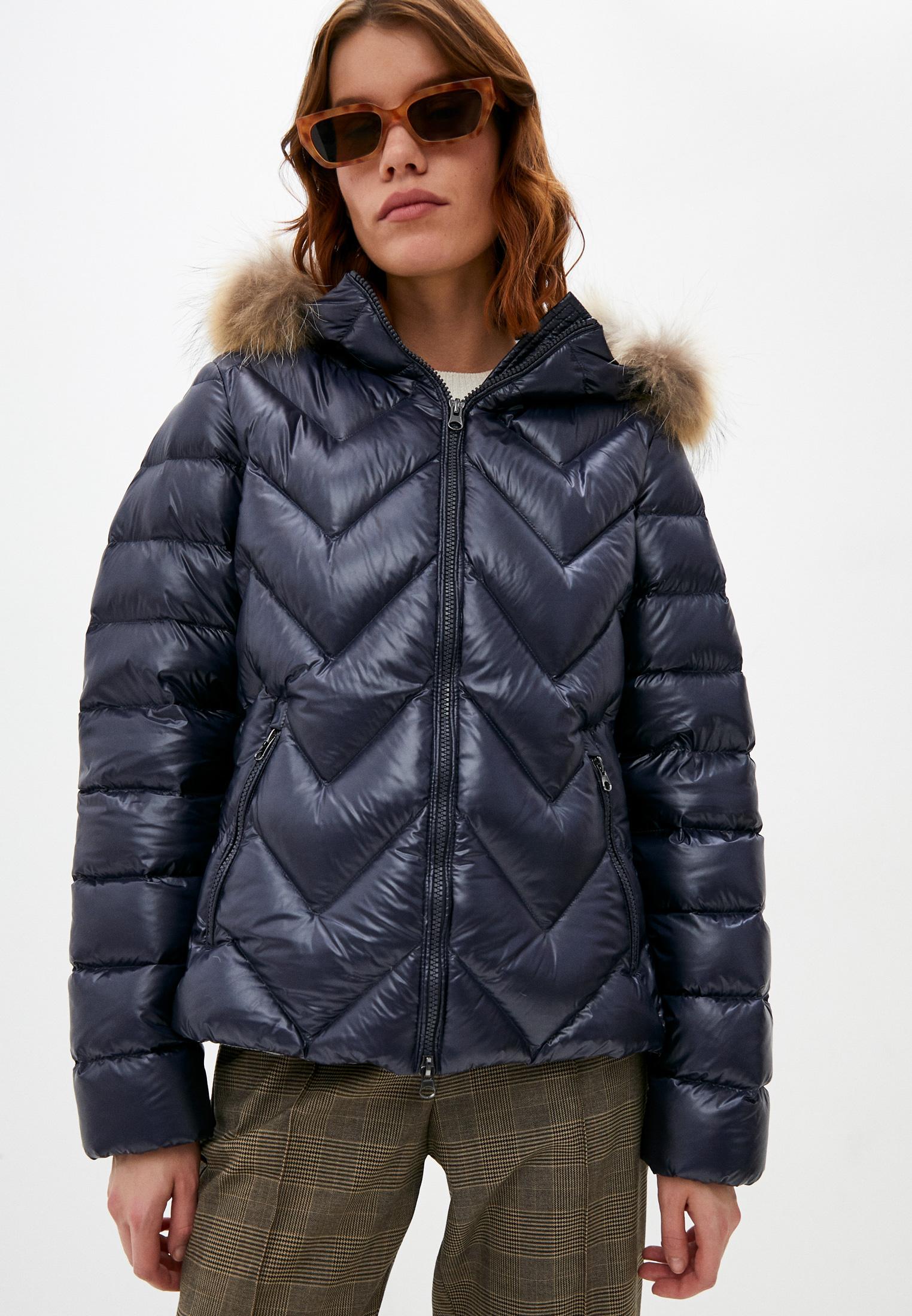 Утепленная куртка Hetrego 8H661M