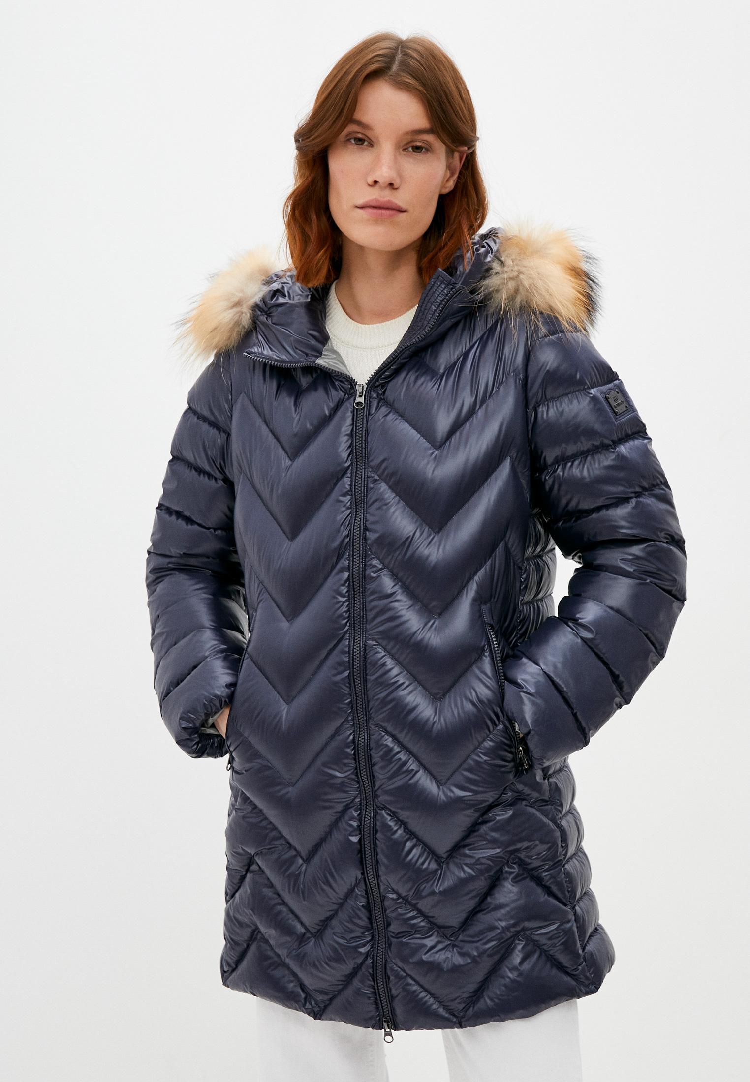Утепленная куртка Hetrego 8H662M