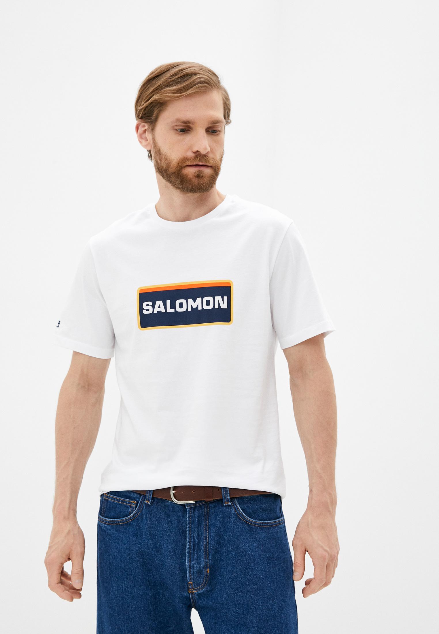 Футболка SALOMON (Саломон) LC1649500