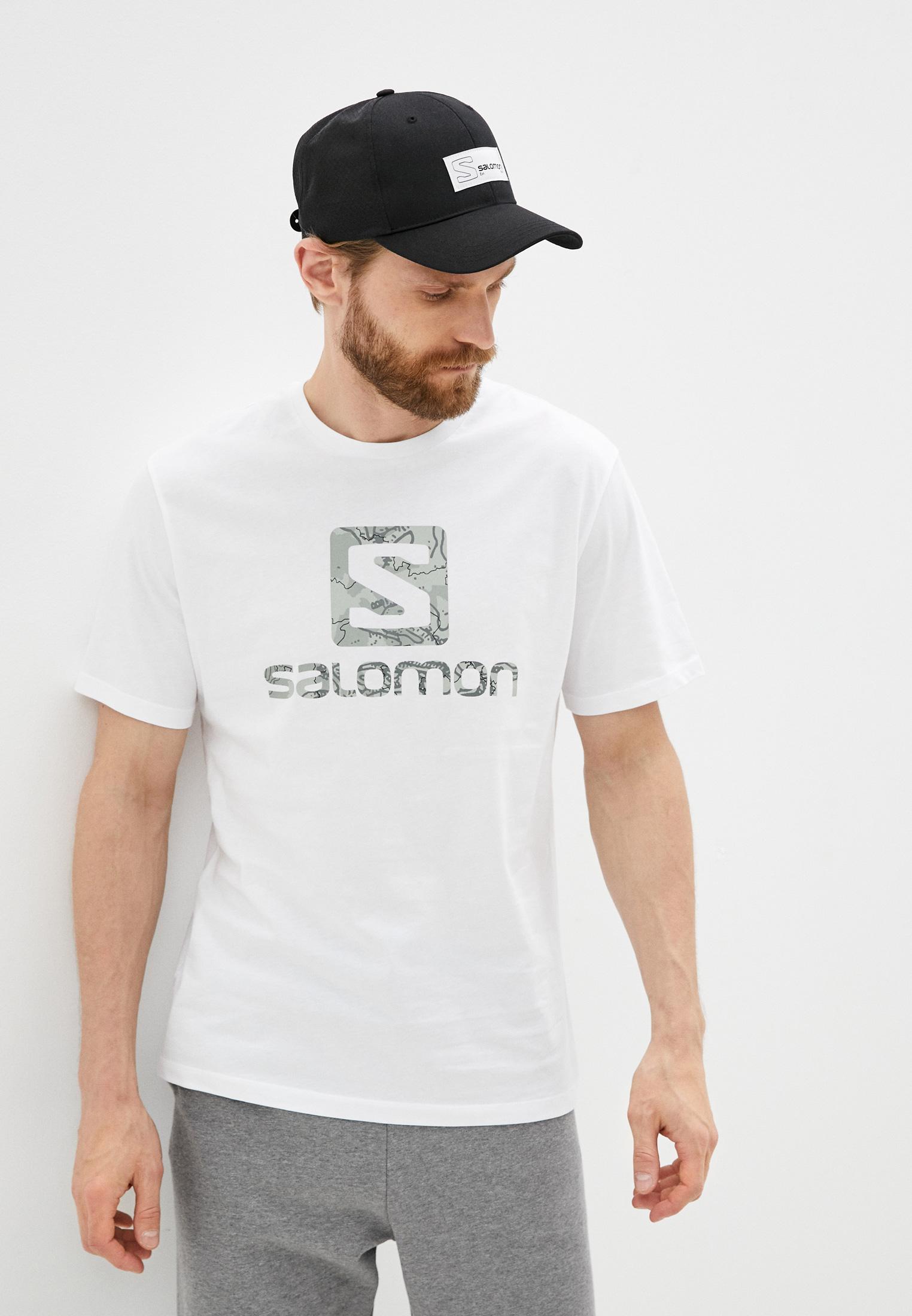 Футболка SALOMON (Саломон) LC1649800: изображение 1