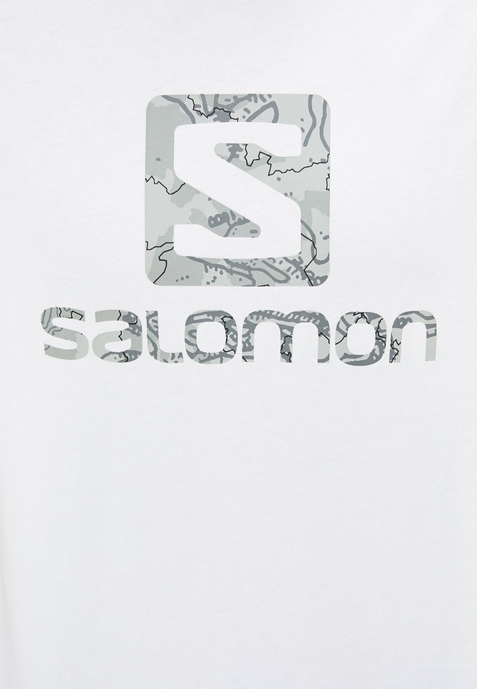 Футболка SALOMON (Саломон) LC1649800: изображение 3