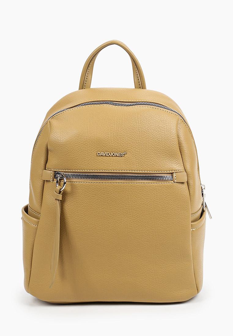 Городской рюкзак David Jones (Дэвид Джонс) 6518-2_хаки