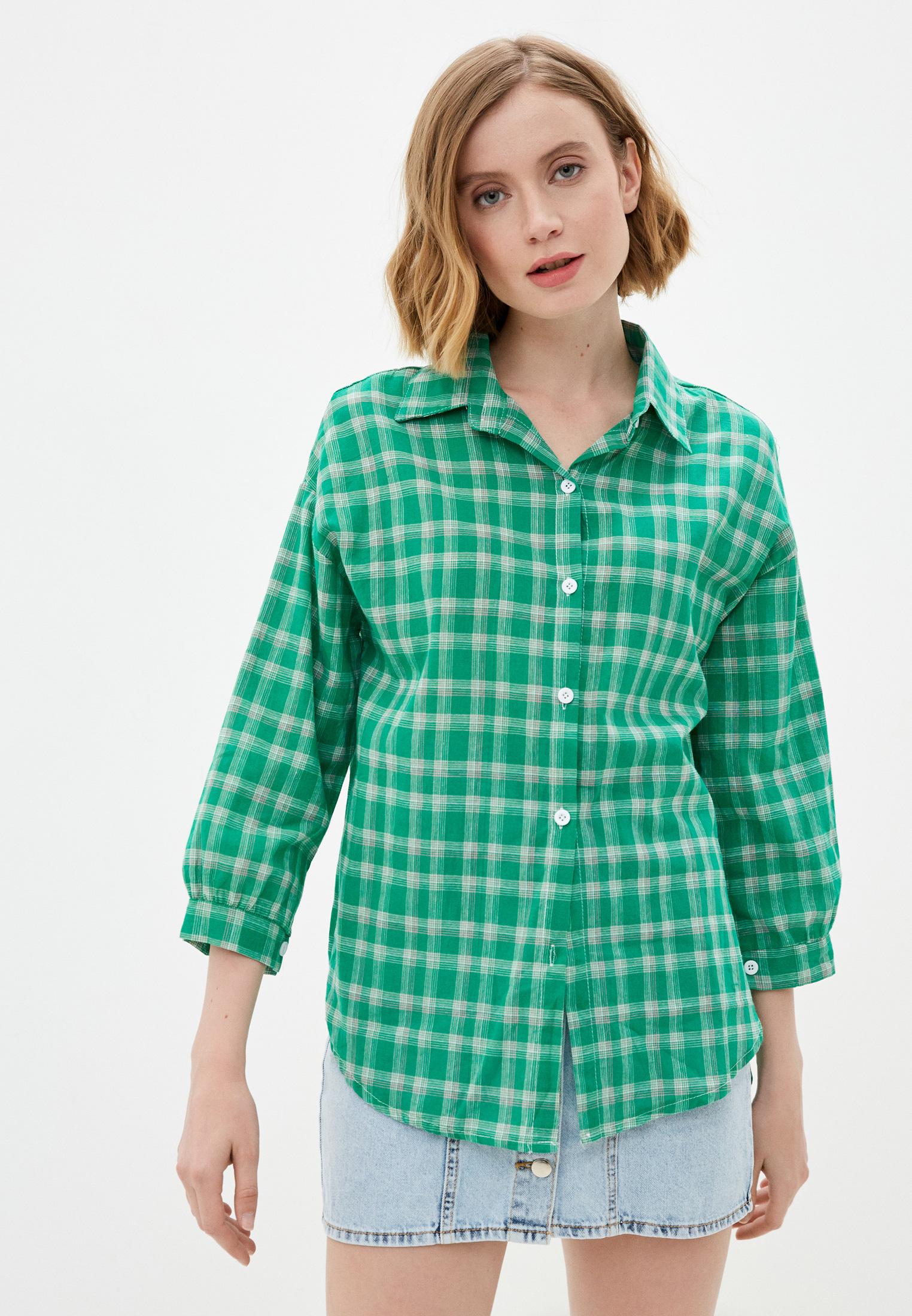 Женские рубашки с длинным рукавом Goldrai Рубашка Goldrai