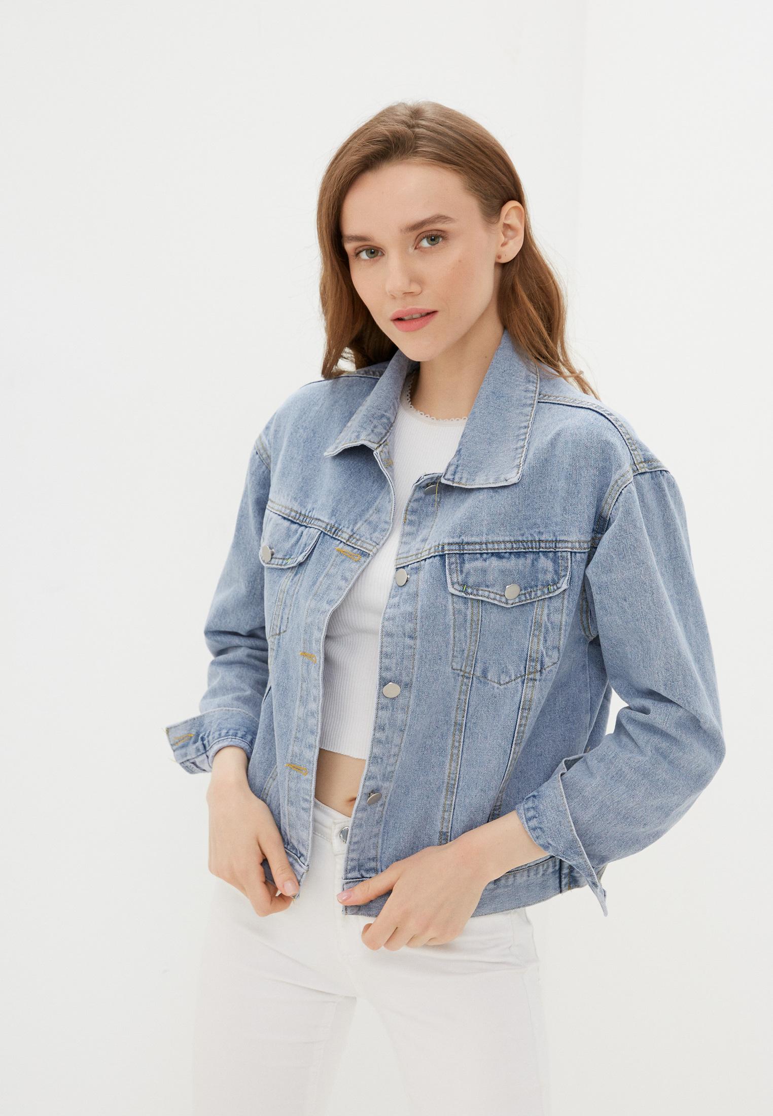 Джинсовая куртка Miss Gabby 10587