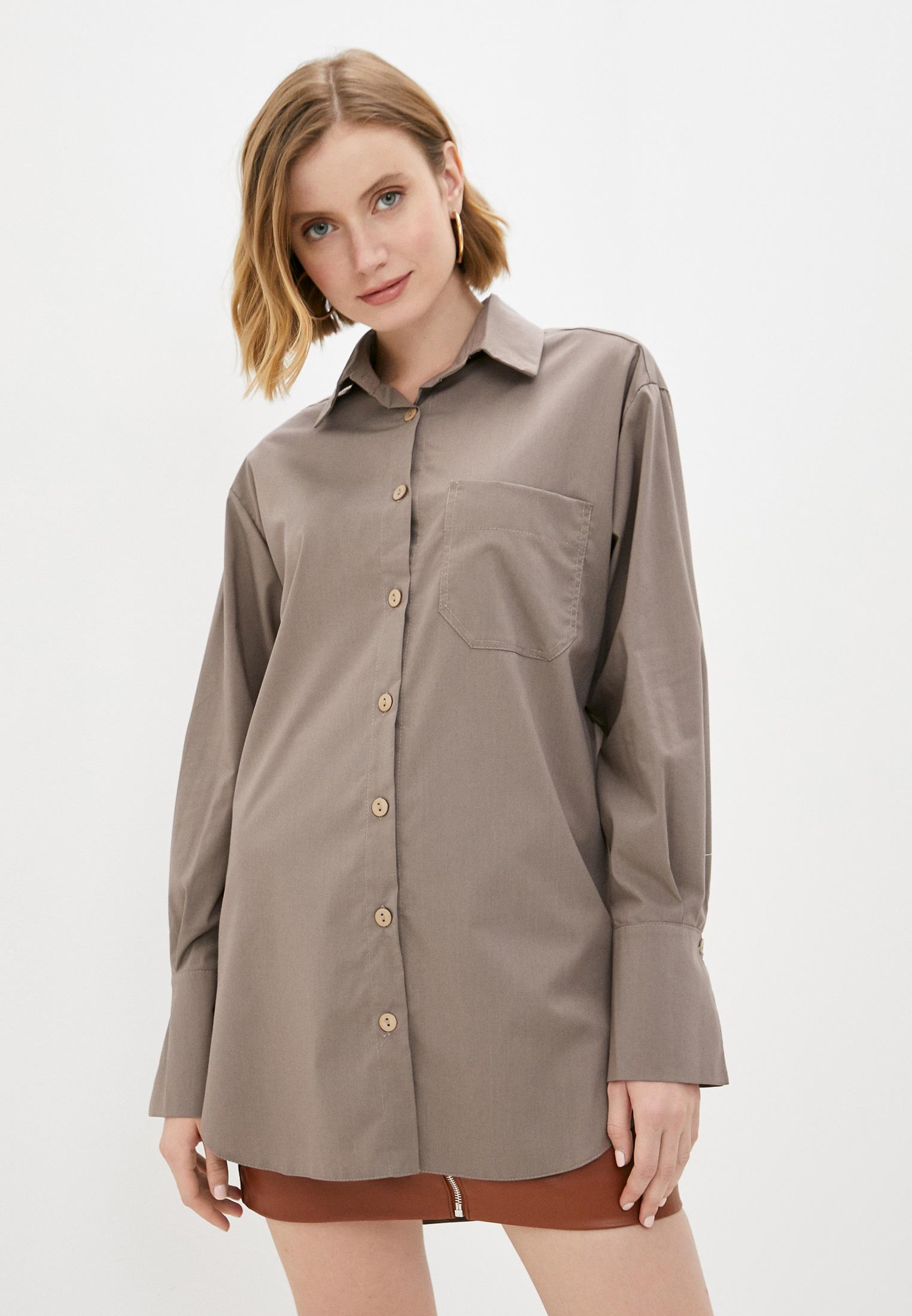Женские рубашки с длинным рукавом Hey Look 102253
