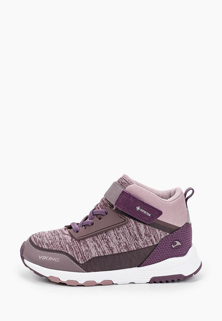 Кроссовки для девочек Viking 3-51040-6294