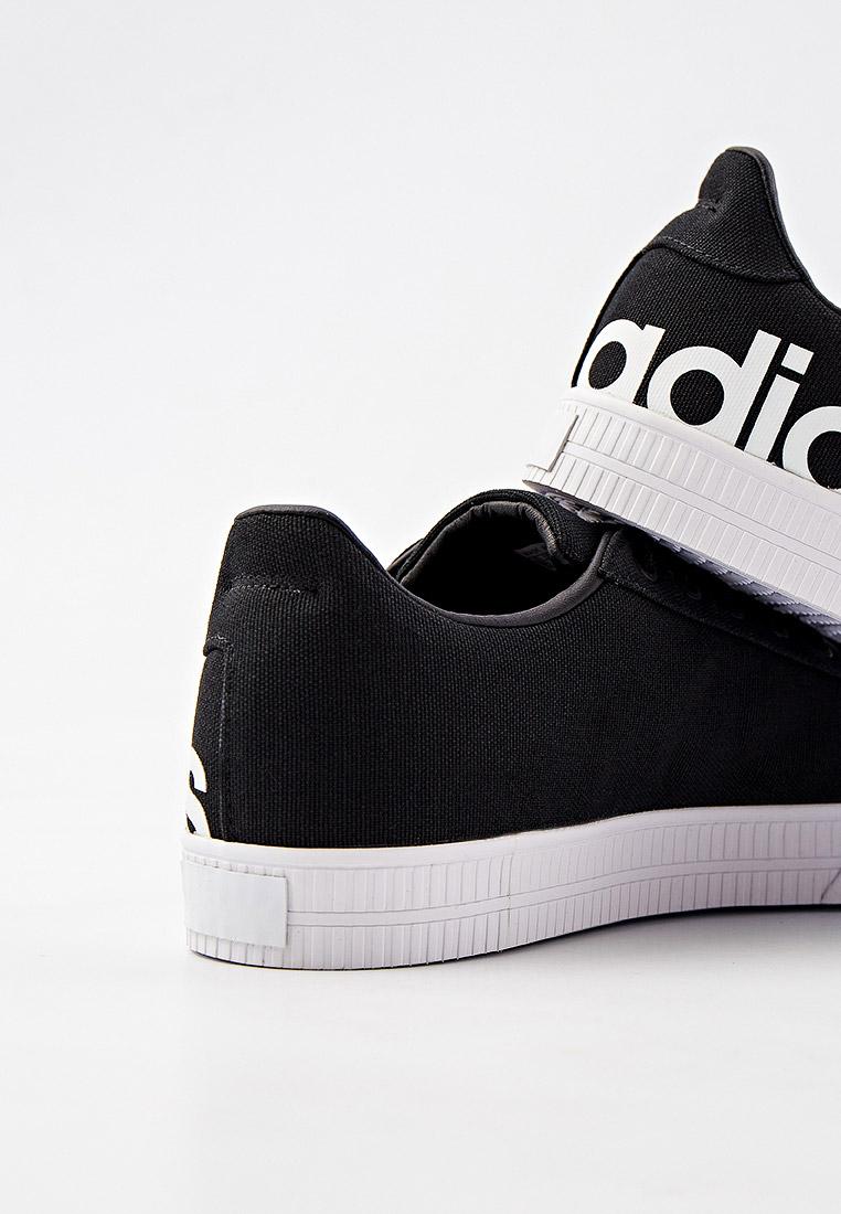 Мужские кеды Adidas (Адидас) H01228: изображение 4