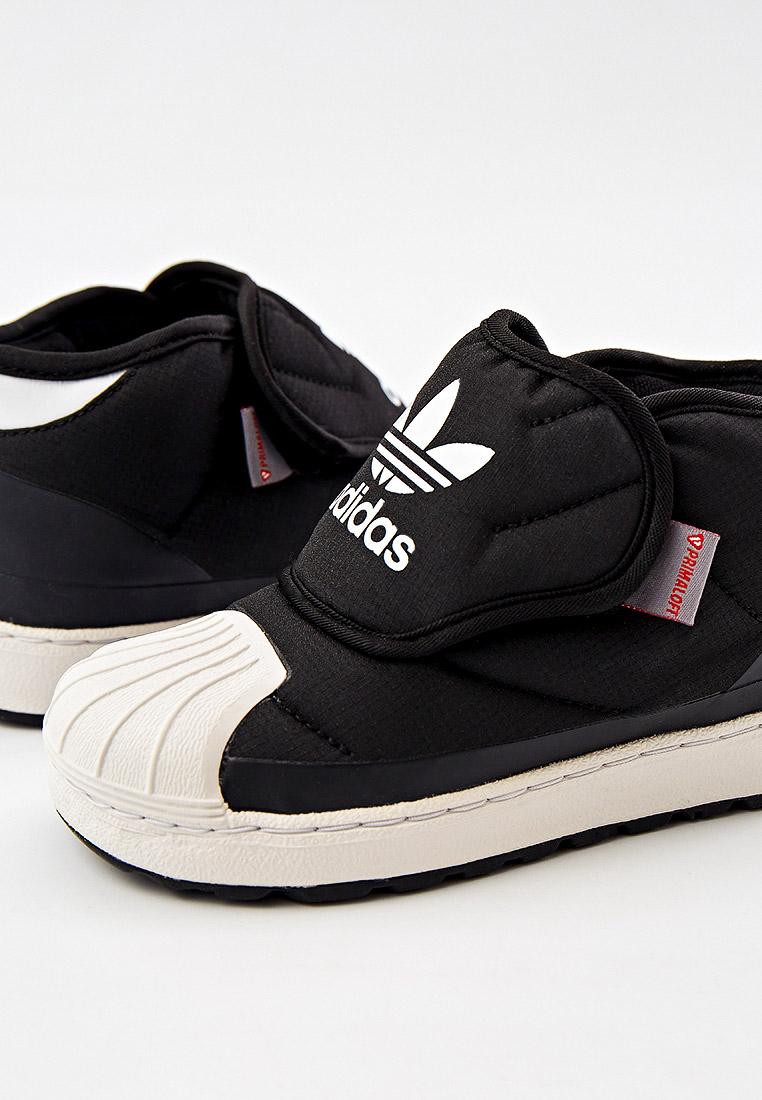 Кеды для мальчиков Adidas Originals (Адидас Ориджиналс) FV7266: изображение 3