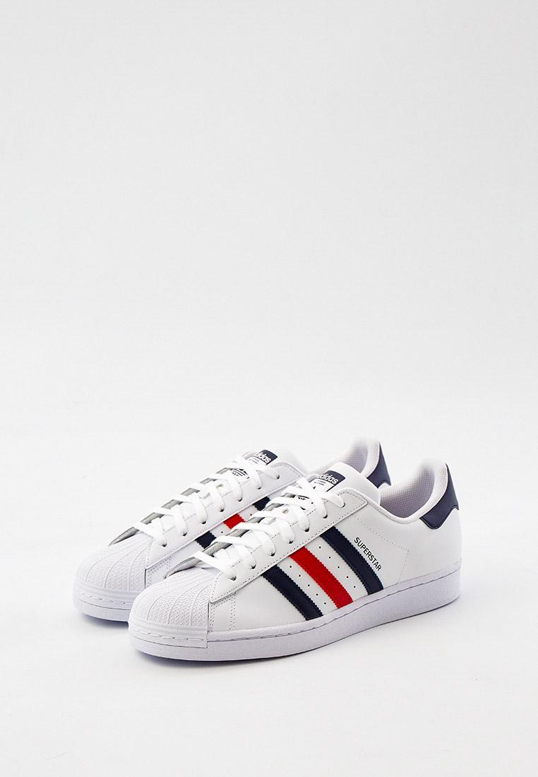 Мужские кеды Adidas Originals (Адидас Ориджиналс) FX2328: изображение 2