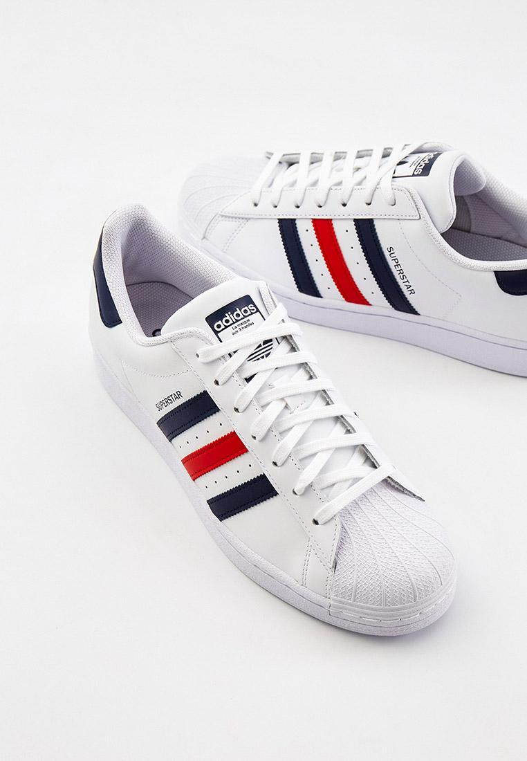 Мужские кеды Adidas Originals (Адидас Ориджиналс) FX2328: изображение 3