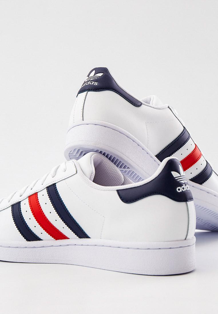 Мужские кеды Adidas Originals (Адидас Ориджиналс) FX2328: изображение 4