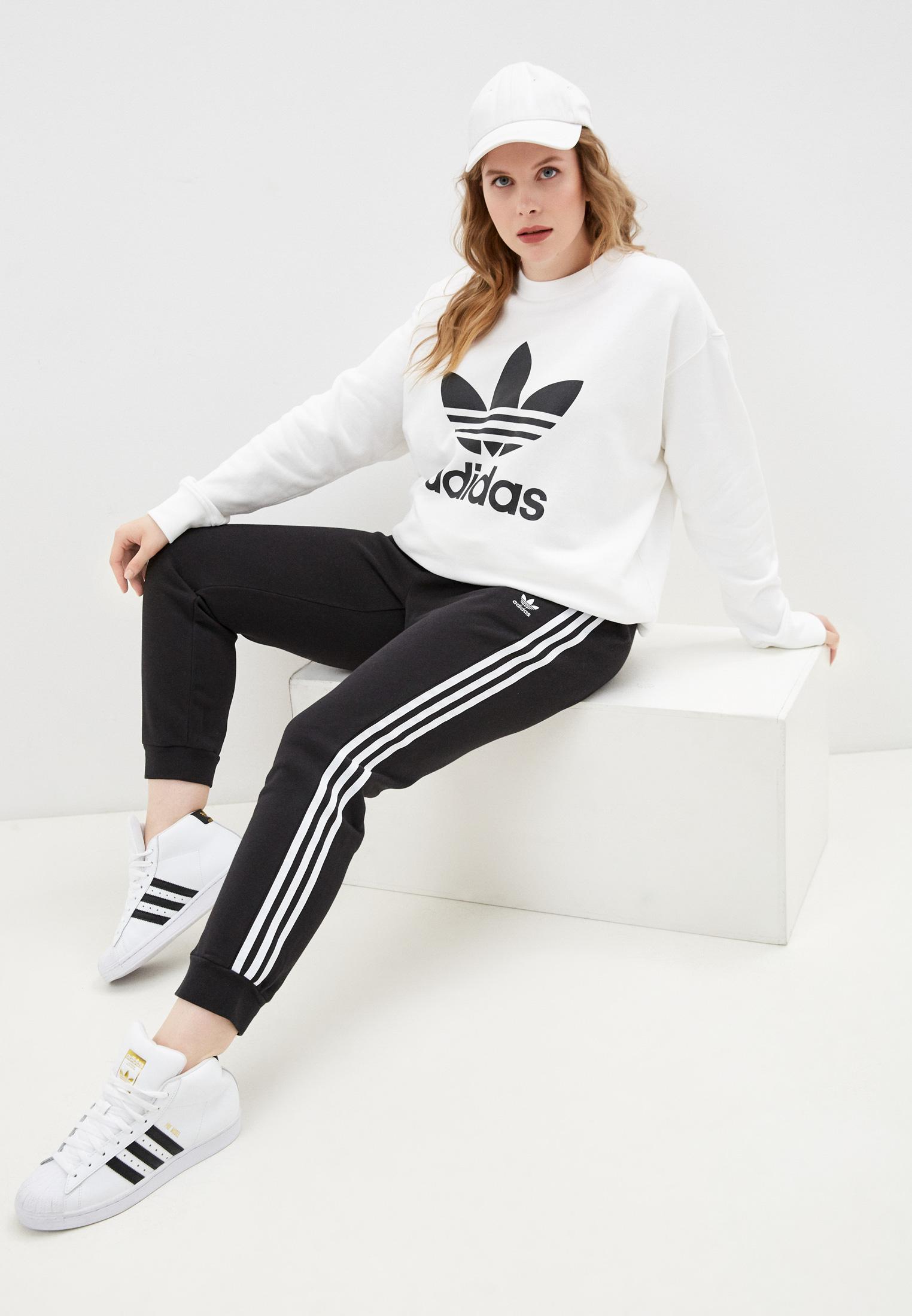 Женские спортивные брюки Adidas Originals (Адидас Ориджиналс) GN3605: изображение 2