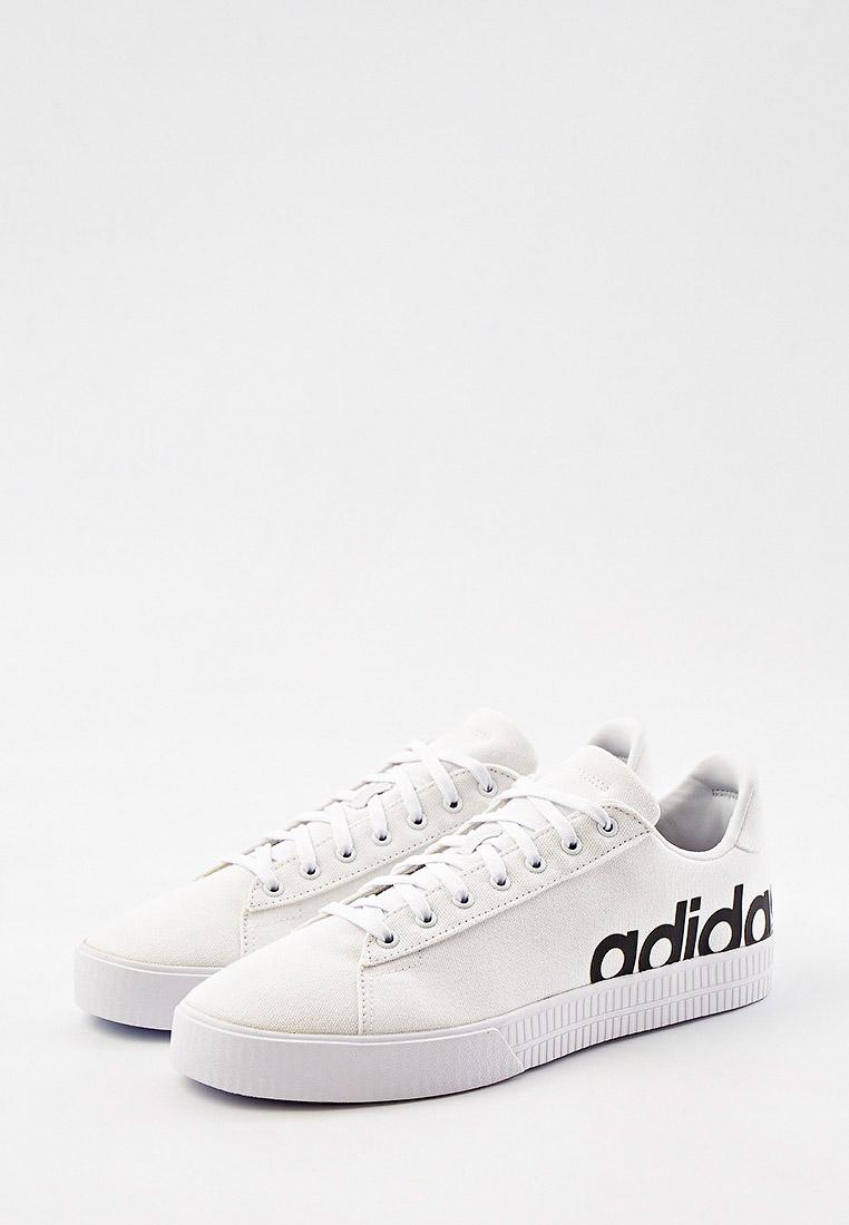 Мужские кеды Adidas (Адидас) H01227: изображение 2