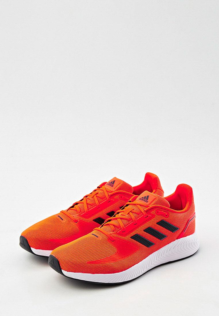 Мужские кроссовки Adidas (Адидас) H04537: изображение 2